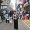 2013年4月21日參加菜街論壇支持拉布