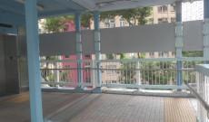 2019年07月08日 龍蟠苑天橋隔板及停車場防煙門巡視