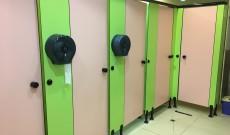 2019年07月10日 龍蟠苑女廁門完成修復