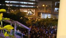 2019年08月04日 於黃大仙調解警民衝突