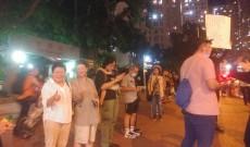 2019年08月23日 人鏈。香港之路