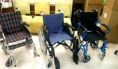 2020年06月15日 拐杖助行架輪椅待領
