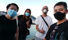 2020年07月24日 觀塘海濱花園拍片+跑步