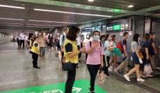 2020年09月07日 視察港鐵無扶手電梯情況