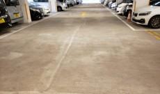 2021年09月08日 龍蟠苑停車場路面不平已修復
